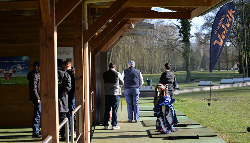 Practice du Golf PGA France du Vaudreuil