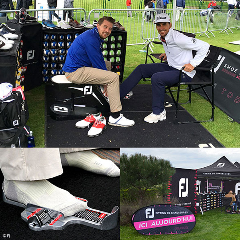 Footjoy Shoe Fitting Tour 2019