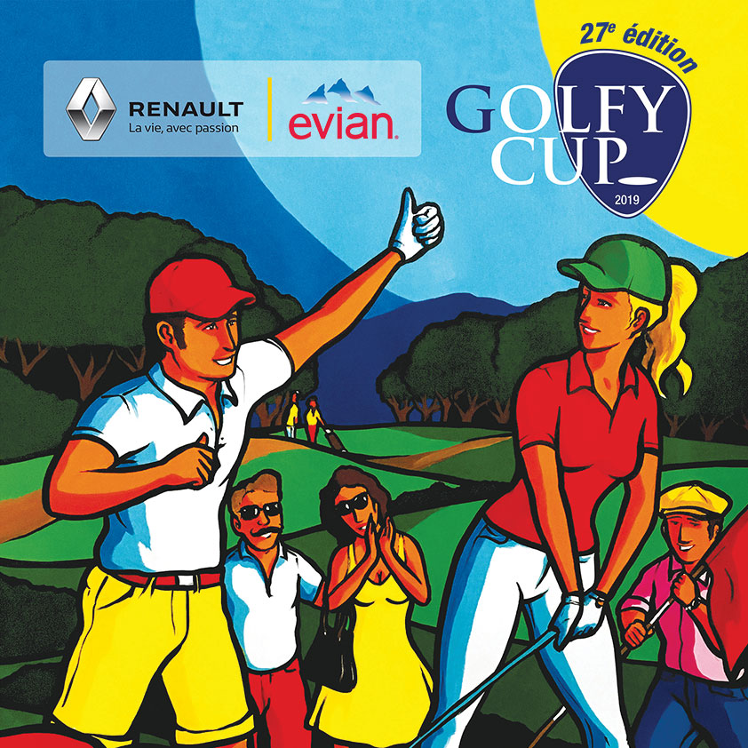 Golfy Cup 2019