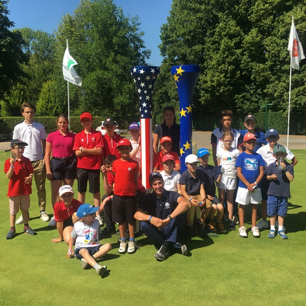 Stages juniors été 2019, Golf PGA France du Vaudreuil