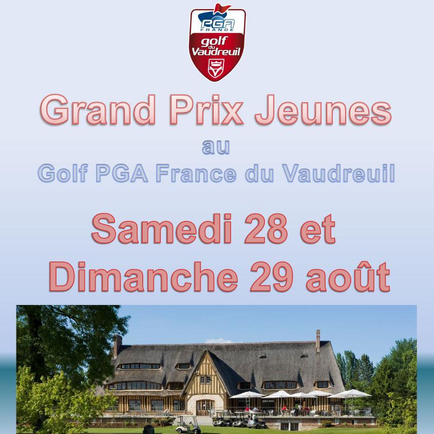 Grand Prix Jeunes du Golf PGA France du Vaudreuil