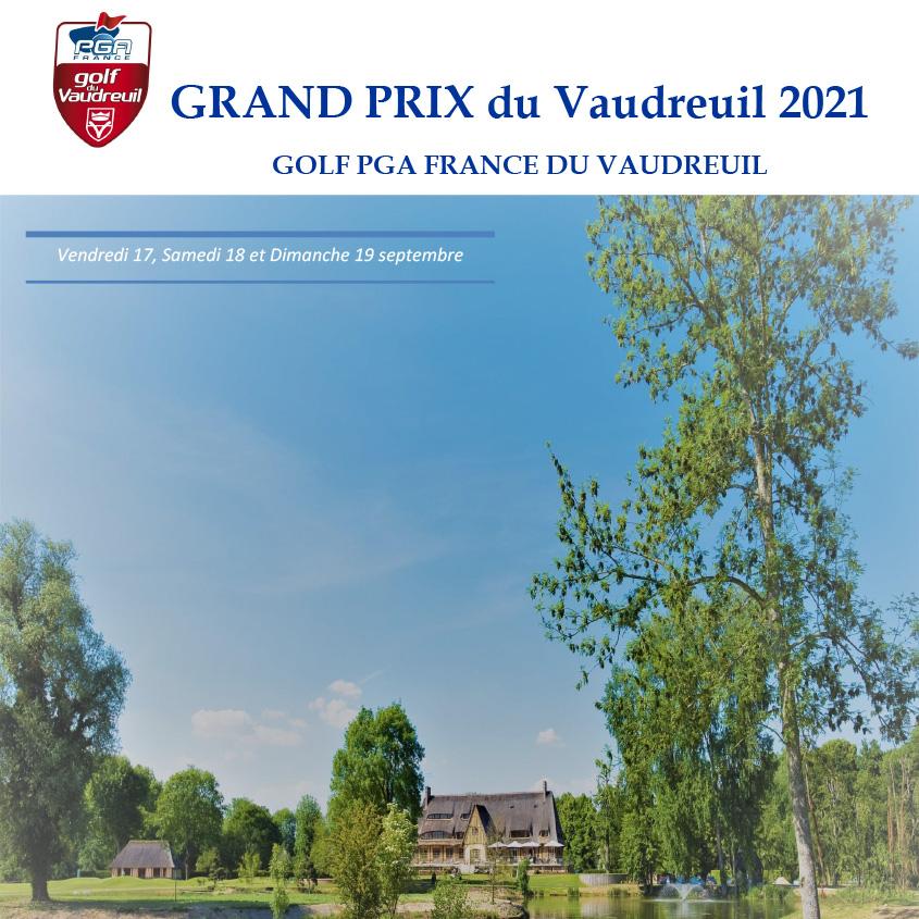 Grand Prix du Golf PGA France du Vaudreuil
